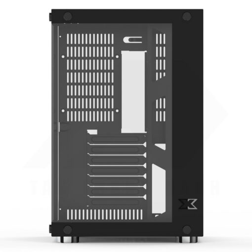 XIGMATEK Aquarius Plus Case – Black 3