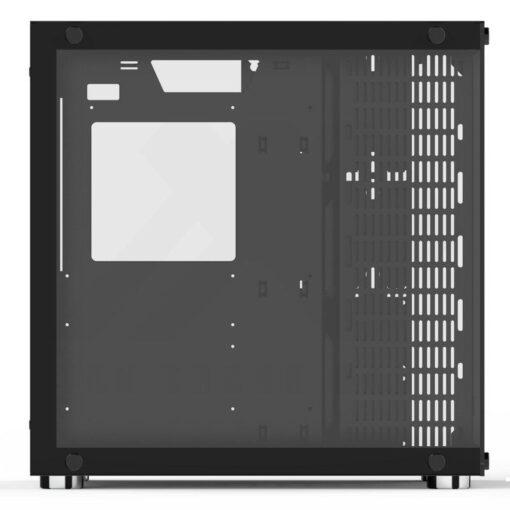 XIGMATEK Aquarius Plus Case – Black 4