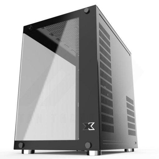 XIGMATEK Aquarius Plus Case – Black 5