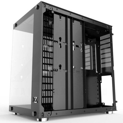 XIGMATEK Aquarius Plus Case – Black 7