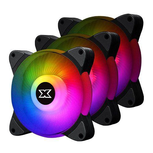 XIGMATEK Galaxy III Essential Fan – 3 Fans Controller Included 1