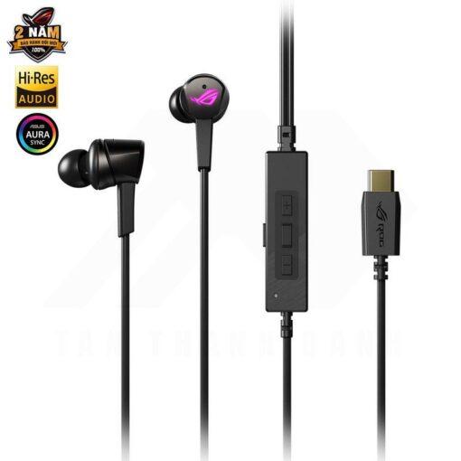 ASUS ROG Cetra RGB In Ear Headset 1