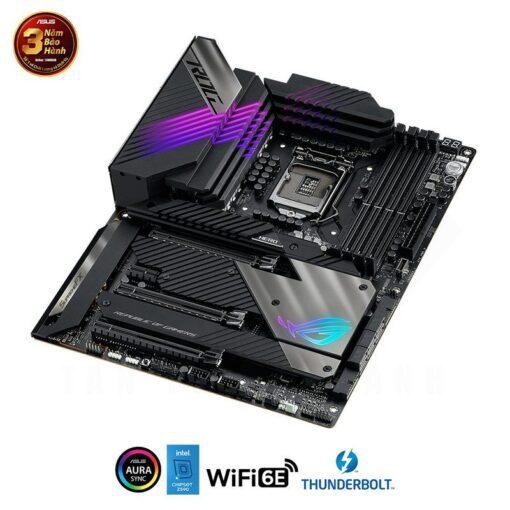 ASUS ROG MAXIMUS XIII HERO Mainboard – Z590 Chipset 3