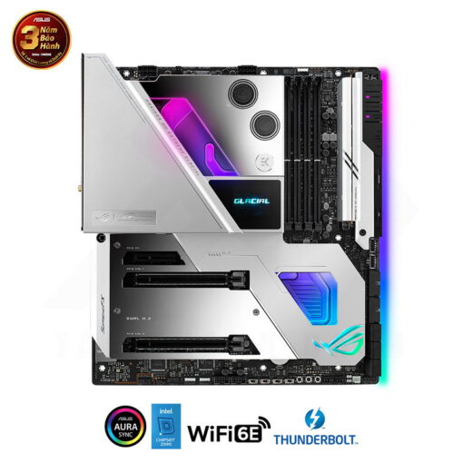 ASUS ROG Maximus XIII Extreme Glacial Mainboard – Z590 Chipset 2