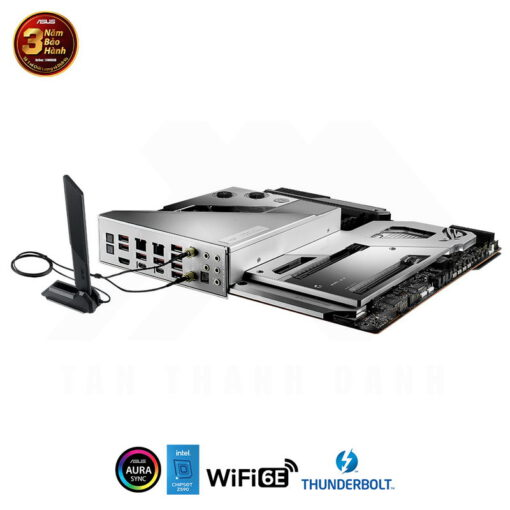ASUS ROG Maximus XIII Extreme Glacial Mainboard – Z590 Chipset 3