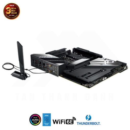 ASUS ROG Maximus XIII Extreme Mainboard – Z590 Chipset 3