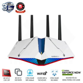 ASUS RT AX82U GUNDAM EDITION Gaming Router 1