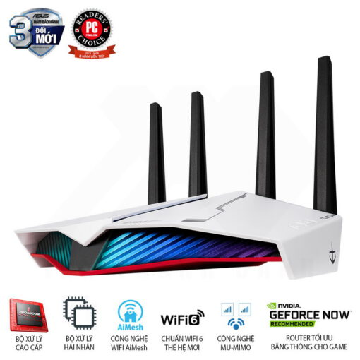 ASUS RT AX82U GUNDAM EDITION Gaming Router 2