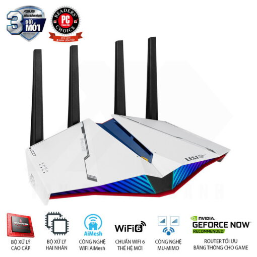 ASUS RT AX82U GUNDAM EDITION Gaming Router 3