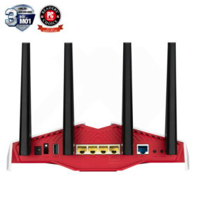 ASUS RT AX82U GUNDAM EDITION Gaming Router 4
