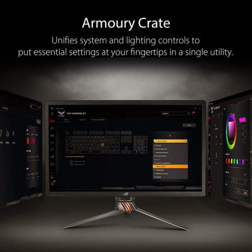 ASUS TUF Gaming K1 RGB Keyboard 6