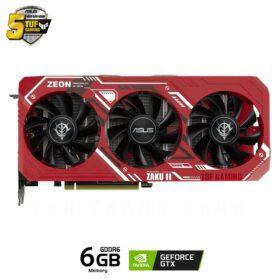 ASUS TUF Gaming X3 Geforce GTX 1660 SUPER GUNDAM ZAKU II Edition Advanced 6G Graphics Card 2