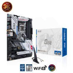 ASUS Z490 GUNDAM WI FI Gaming Mainboard 1