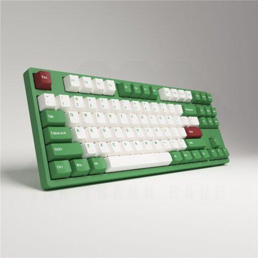 Akko 3087 v2 DS Matcha Red Bean Keyboard 3
