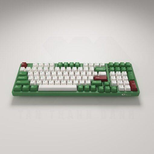 Akko 3098 v2 DS Matcha Red Bean Keyboard 3