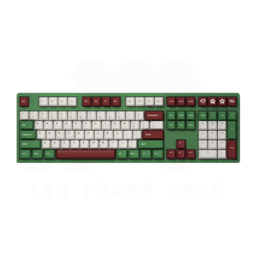 Akko 3108 v2 DS Matcha Red Bean Keyboard 1