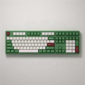 Akko 3108 v2 DS Matcha Red Bean Keyboard 2