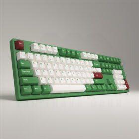 Akko 3108 v2 DS Matcha Red Bean Keyboard 3