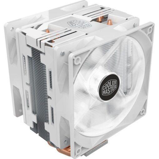 Cooler Master Hyper 212 LED Turbo White Edition Cooler 1