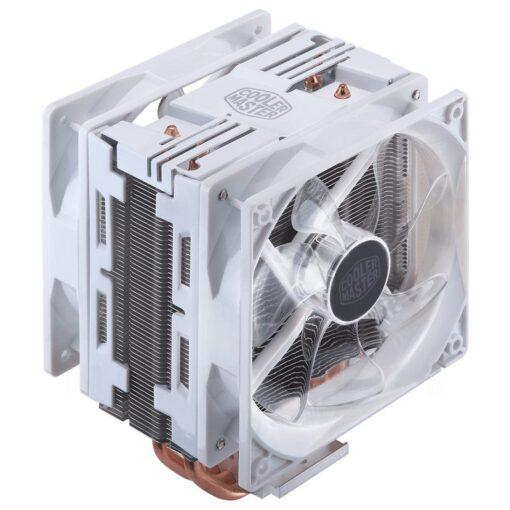 Cooler Master Hyper 212 LED Turbo White Edition Cooler 2