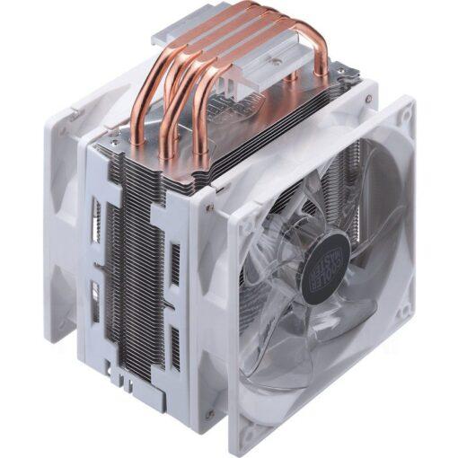 Cooler Master Hyper 212 LED Turbo White Edition Cooler 3