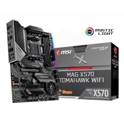MSI MEG X570 TOMAHAWK WIFI Mainboard 1
