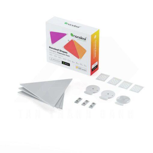 Nanoleaf Shapes Triangle Expansion Pack 3 Light Panels
