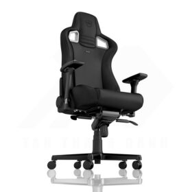 Noblechairs EPIC Gaming Chair – Black Edition Vinyl PU hybrid leather 4