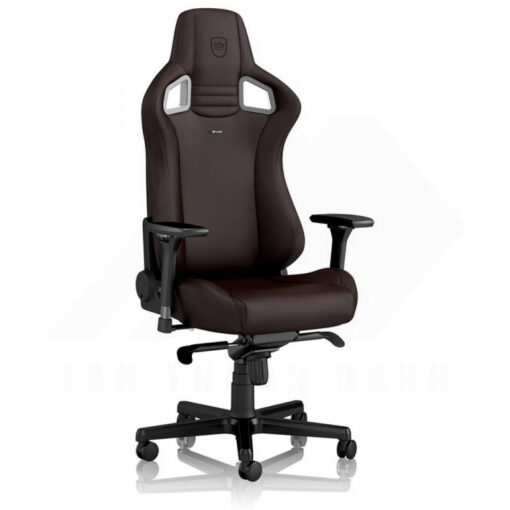 Noblechairs EPIC Gaming Chair – Java Edition Vinyl PU hybrid leather