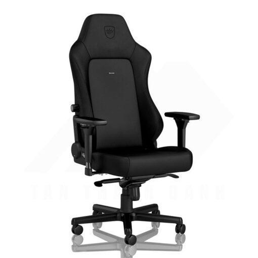 Noblechairs HERO Gaming Chair – Black Edition Vinyl PU hybrid leather 1