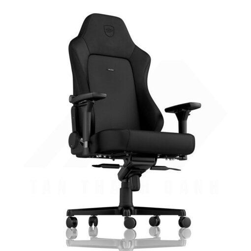 Noblechairs HERO Gaming Chair – Black Edition Vinyl PU hybrid leather 4