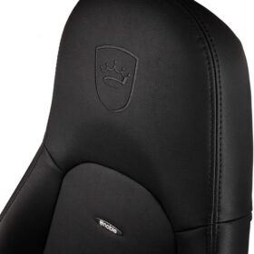 Noblechairs ICON Gaming Chair – Black Edition Vinyl PU hybrid leather 6