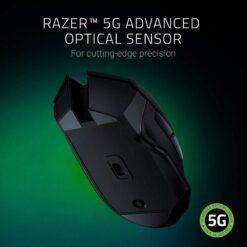 Razer Basilisk X HyperSpeed Wireless Gaming Mouse 3