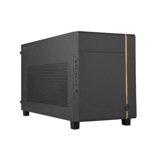 SilverStone SUGO 14 Case Black 1