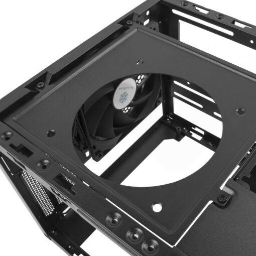 SilverStone SUGO 14 Case Black 11