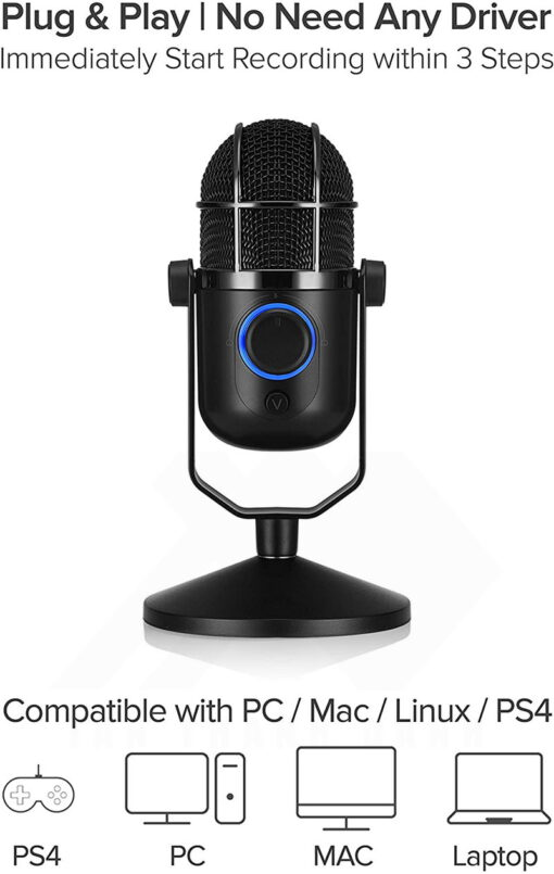 Thronmax MDrill Dome M3 Microphone 2
