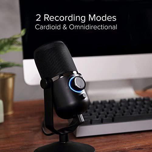 Thronmax MDrill Zero M4 Microphone – Jet Black 2