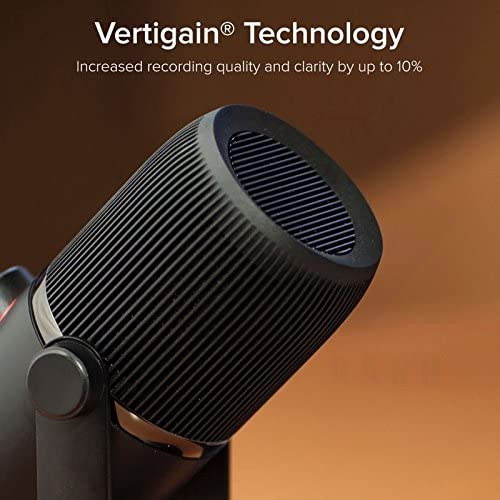 Thronmax MDrill Zero M4 Microphone – Jet Black 3