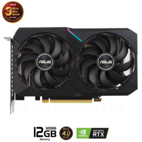 ASUS Dual Geforce RTX 3060 12G Graphics Card 2