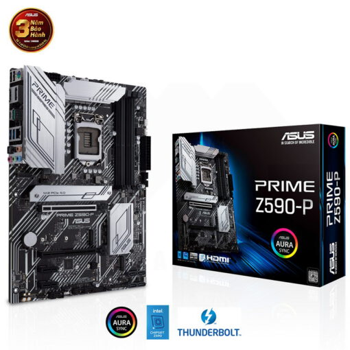 ASUS PRIME Z590 P Mainboard 1