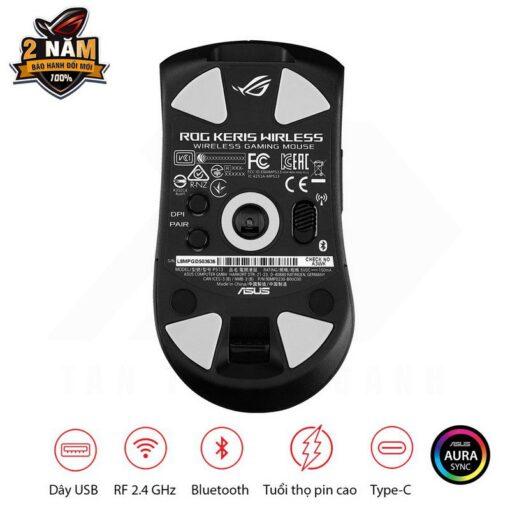 ASUS ROG Keris Wireless Mouse 3