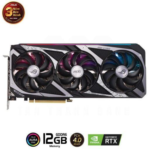 ASUS ROG Strix Geforce RTX 3060 12G Graphics Card 2