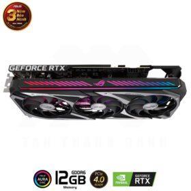 ASUS ROG Strix Geforce RTX 3060 12G Graphics Card 4