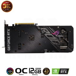 ASUS ROG Strix Geforce RTX 3060 OC Edition 12G Graphics Card 4