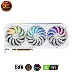 ASUS ROG Strix Geforce RTX 3070 OC White Edition 2