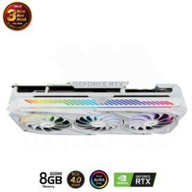 ASUS ROG Strix Geforce RTX 3070 OC White Edition 3
