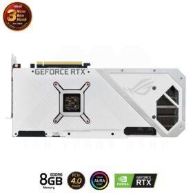 ASUS ROG Strix Geforce RTX 3070 OC White Edition 4