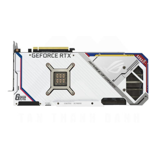 ASUS ROG Strix Geforce RTX 3080 GUNDAM EDITION 10G Gaming Graphics Card 6