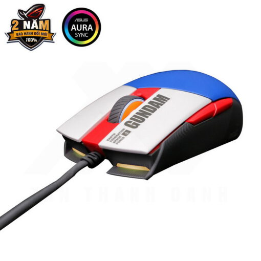 ASUS ROG Strix Impact II GUNDAM EDITION Gaming Mouse 3