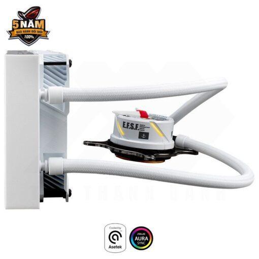 ASUS ROG Strix LC 360 RGB GUNDAM EDITION Liquid Cooler 3
